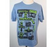Rick and Morty Portal Gun T-Shirt (размер M)