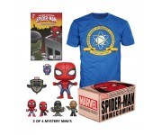 Spider-Man: Homecoming (размер XS) из набора Collector Corps от Funko и Marvel (В НАЛИЧИИ)