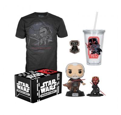 Ситх набор (Sith box (В НАЛИЧИИ)) из коробки Smugglers Bounty от Фанко по фильму Звездные войны