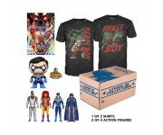 Teen Titans Villains box (размер XS) из набора Legion of Collectors от Funko и DC Comics (ПОДПИСКА)