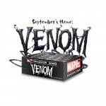 Unboxing коробки Веном Collector Corps от Marvel и Funko