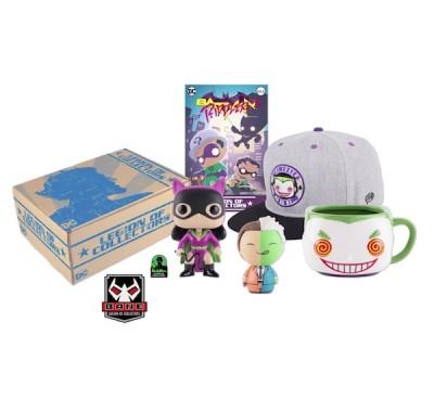 Злодеи Бэтмена набор (Batman Villains box (В НАЛИЧИИ)) из бокса Legion of Collectors от Фанко и ДС Комикс