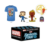 Fantastic Four Box из набора Collector Corps от Funko и Marvel