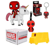 Deadpool из набора Collector Corps от Funko и Marvel