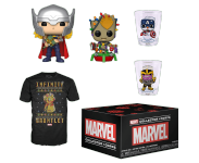 Marvel Holiday из набора Collector Corps от Funko и Marvel