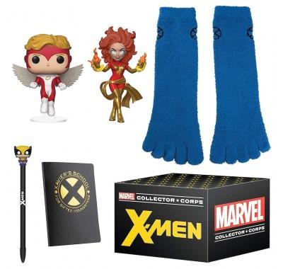 Люди Икс набор (X-Men box) (В НАЛИЧИИ) из коробки Collector Corps от Фанко и Марвел