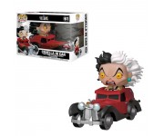 Cruella in Car Ride (PREORDER ZS) (Эксклюзив Hot Topic) из мультика 101 Dalmatians Disney