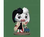 Cruella De Vil Disney Ultimate Villains Celebration из мультика 101 Dalmatians Disney
