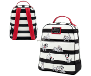 101 Dalmations Striped Mini Backpack (PREORDER ZS) из мультфильма 101 Dalmatians Disney