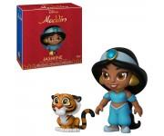 Jasmine with Rajah 5 star из мультика Aladdin