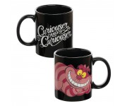 Cheshire Cat Heat Reactive Ceramic Mug из мультфильма Alice in Wonderland