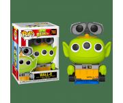 Alien Remix Wall-E из мультфильмов Pixar
