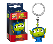 Alien Remix Dory Keychain из мультфильмов Pixar