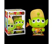 Alien Remix Russell из мультфильмов Pixar