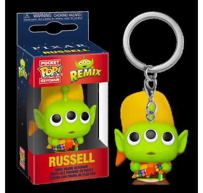 Пришелец Рассел брелок (Alien Remix Russell Keychain) из мультфильмов Пиксар