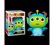 Alien Remix Sulley из мультфильмов Pixar
