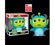 Alien Remix Sulley 10-inch из мультфильмов Pixar