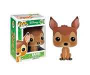 Bambi flocked (Эксклюзив) из мультика Bambi