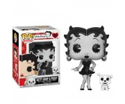 Betty Boop with Pudgy black and white (Эксклюзив Entertainment Earth) из мультфильма Betty Boop