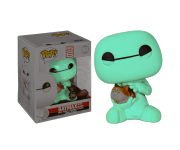 Baymax with Cat 6-Inch GitD (Chase, Эксклюзив BoxLunch) из мультика Big Hero 6