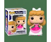 Cinderella in Pink Dress из мультика Cinderella