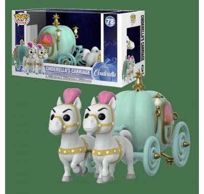 Карета Золушки (Cinderella's Carriage Ride) из мультика Золушка
