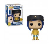 Coraline in Raincoat and Hat (Chase) из мультика Coraline
