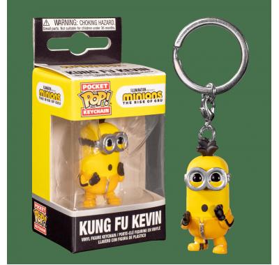 Кевин Кунг-Фу брелок (Kung Fu Kevin Keychain) из мультфильма Миньоны: Грювитация