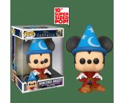 Sorcerer Mickey 10-inch 80th Anniversary (Эксклюзив Walmart) из мультфильма Fantasia