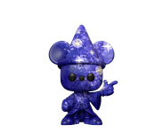 Sorcerer Mickey Blue Art Series 80th Anniversary из мультфильма Fantasia