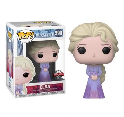 Эльза (Elsa Intro (Эксклюзив Hot Topic)) из мультфильма Холодное сердце 2