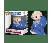 Elsa Riding Nokk Rides из мультфильма Frozen 2