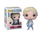 Elsa with Ocean (Эксклюзив Walmart) из мультфильма Frozen 2