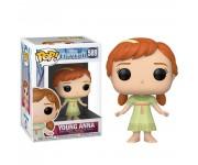Young Anna из мультфильма Frozen 2