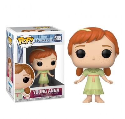 Анна маленькая (Young Anna) из мультфильма Холодное сердце 2