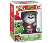 Grinch Black and White (Эксклюзив) из книги The Grinch