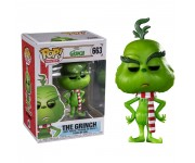 Grinch with Scarf (PREORDER ROCK) (Эксклюзив Walmart) из мультика The Grinch