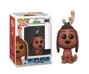 Max the Dog with Antlers (Эксклюзив FYE) из мультика The Grinch