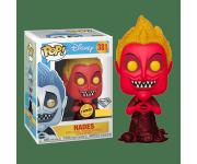 Hades Diamond Glitter Red (Chase, Эксклюзив Hot Topic) из мультфильма Hercules