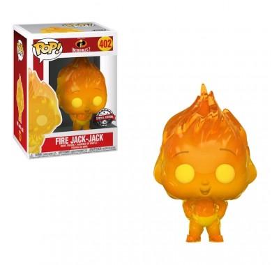 Джек-Джек огненный (Jack-Jack fire (Эксклюзив)) из мультика Суперсемейка 2