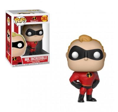 Мистер Исключительный (Mr. Incredible) из мультика Суперсемейка 2