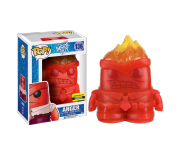 Anger Crystal со стикером (Эксклюзив Entertainment Earth) из мультика Inside Out