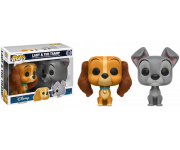 Lady and the Tramp 2-pack (Эксклюзив) из мультика Lady and the Tramp