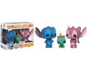 Stitch, Scrump & Angel 3-pack (Эксклюзив) из мультика Lilo and Stitch
