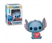 Stitch Valentines (Эксклюзив Hot Topic) из мультфильма Lilo and Stitch