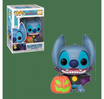 Стич Хэллоуин (Halloween Stitch (Эксклюзив FYE)) из мультфильма Лило и Стич