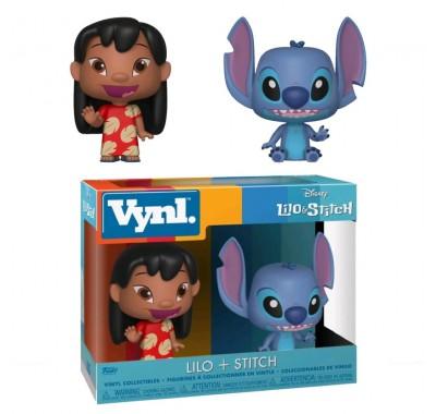 Лило и Стич Винл. (Lilo and Stitch Vynl. (Эксклюзив Hot Topic)) из мультфильма Лило и Стич