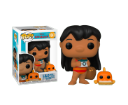 Lilo with Pudge (preorder WALLKY) из мультфильма Lilo and Stitch 1047