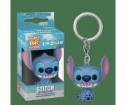 Stitch Seated Keychain из мультфильма Lilo and Stitch