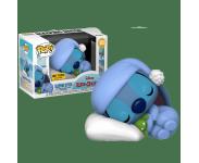 Stitch Sleeping со стикером (Эксклюзив Hot Topic) из мультфильма Lilo and Stitch 1050